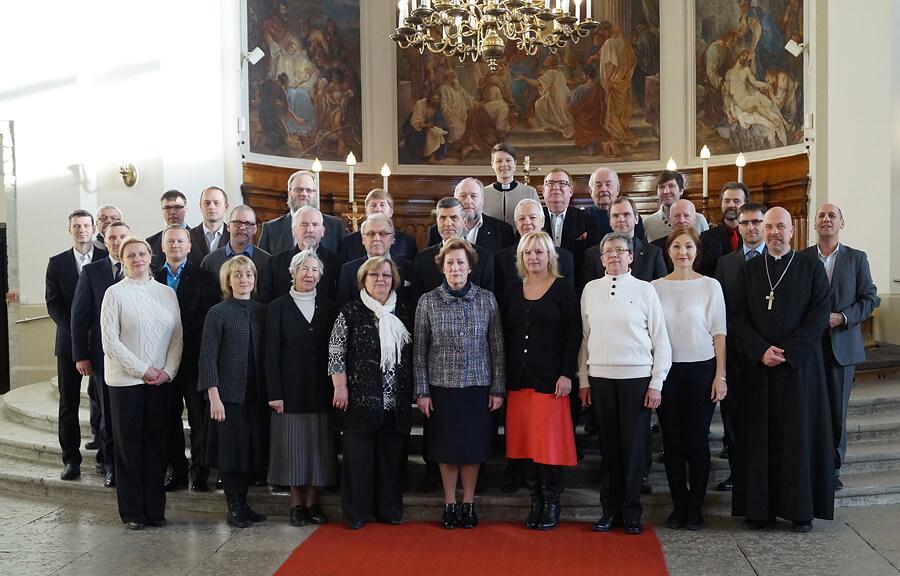 Juhatus ja nõukogu