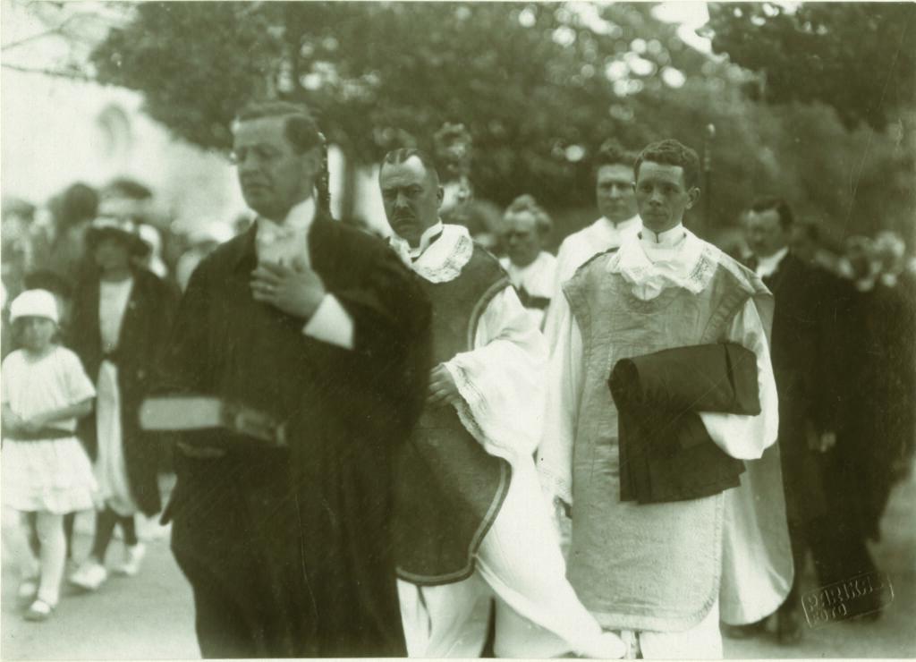 Missa Kaarli kirikus: 100 aastat Jakob Kuke piiskopiks pühitsemisest